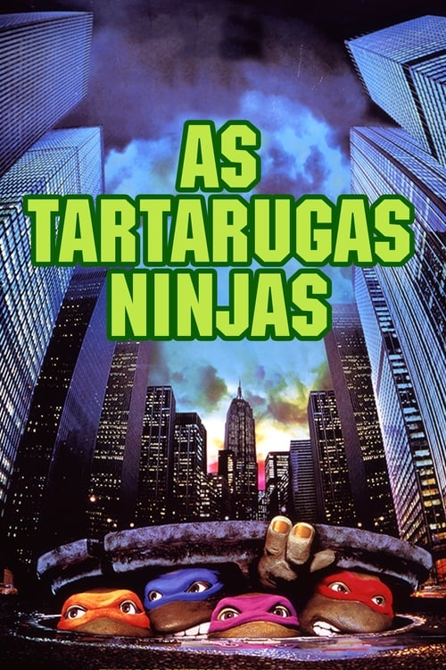 Image As Tartarugas Ninja (1990)