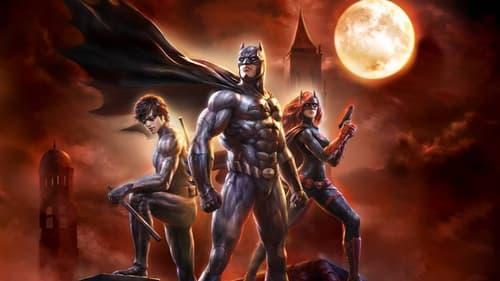 Subtitles Batman: Bad Blood (2016) in English Free Download | 720p BrRip x264