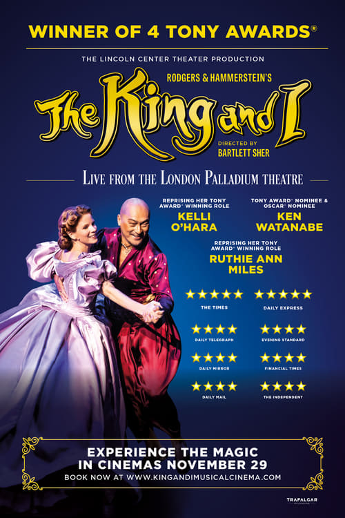 Watch The King & I: from the London Palladium Online Free