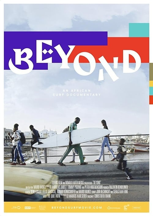 Beyond: An African Surf Documentary poster