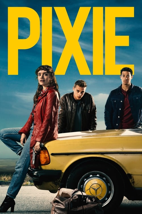 [1080p] Pixie (2020) streaming fr