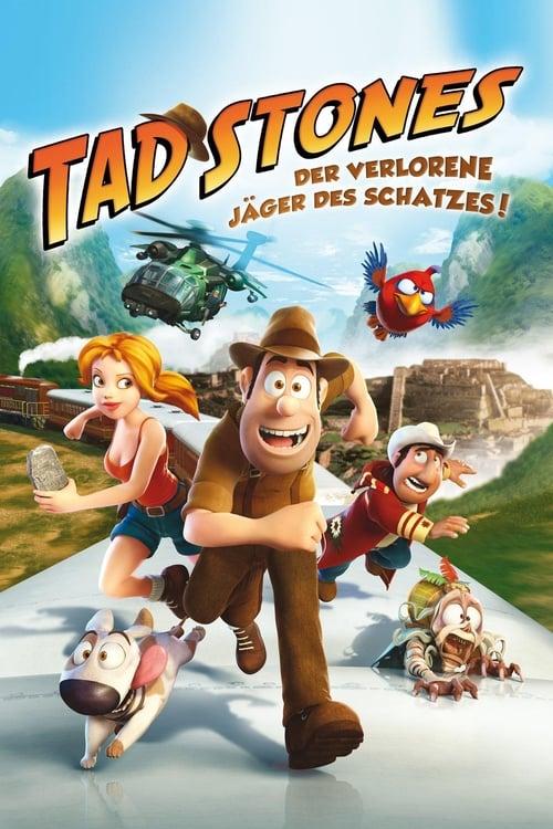 Tad Stones - Der verlorene Jäger des Schatzes! - Animation / 2013 / ab 6 Jahre