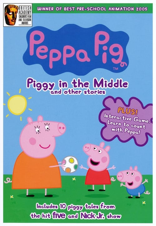 Peppa Pig: Piggy in the Middle and Other Stories MEGA