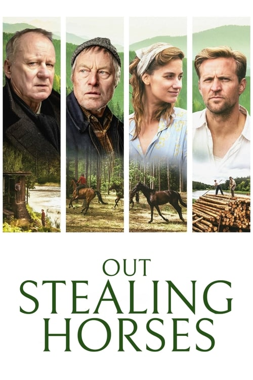 Out Stealing Horses (2019) Poster