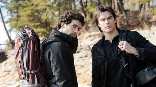 The Vampire Diaries 2013 Blueray: Season 4 – Episode Into the Wild