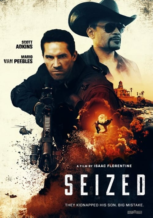 Streaming Seized (2020) Best Quality Movie