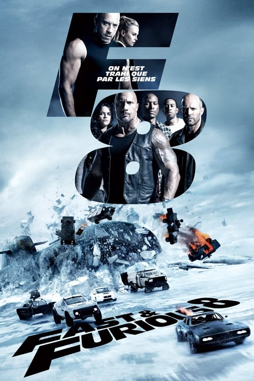 [FR] Fast & Furious 8 (2017) streaming