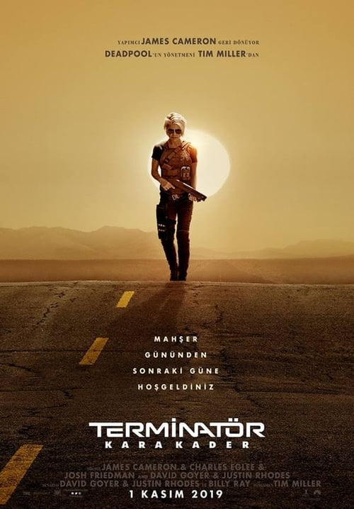 Terminator: Dark Fate ( Terminatör 6: Kara Kader )