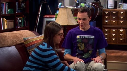 The Big Bang Theory - Season 4 - Episode 3: The Zazzy Substitution