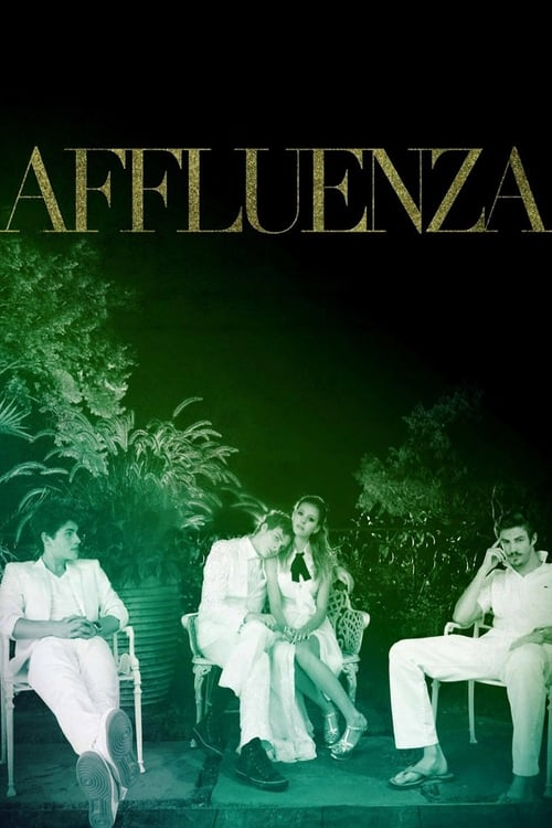 The poster of Affluenza