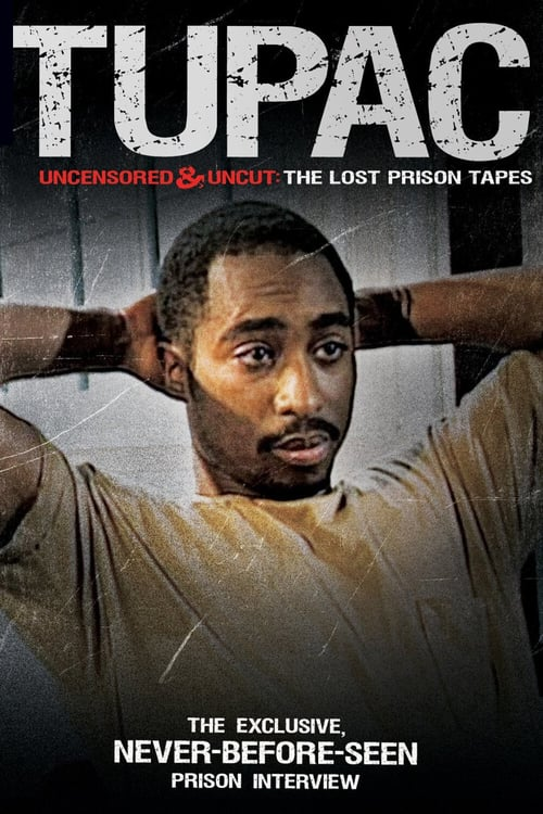 Tupac Uncensored and Uncut: The Lost Prison Tapes (2011) Poster