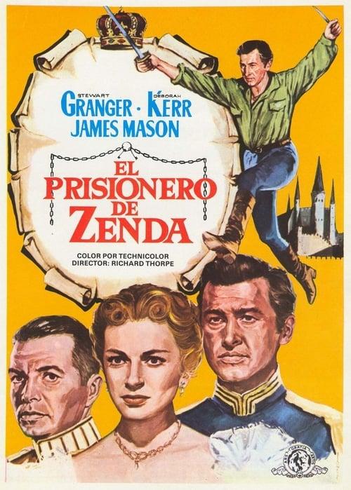 Película El prisionero de Zenda En Buena Calidad Hd 720p