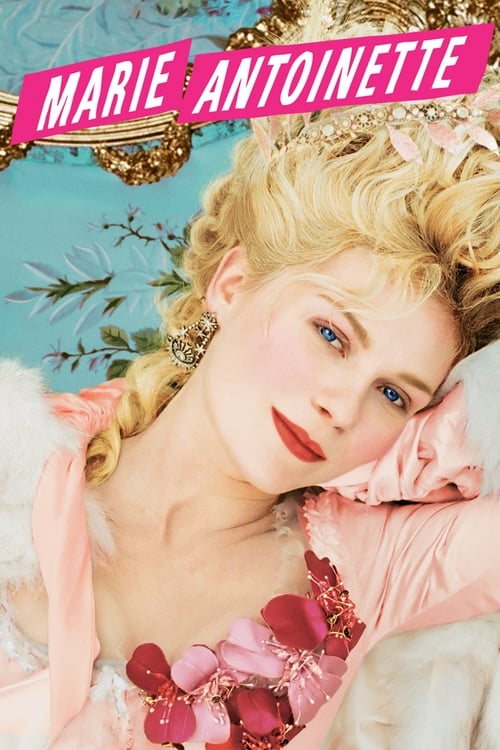 The poster of Marie Antoinette
