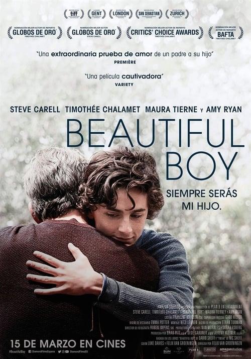 Imagen Beautiful boy, siempre serás mi hijo