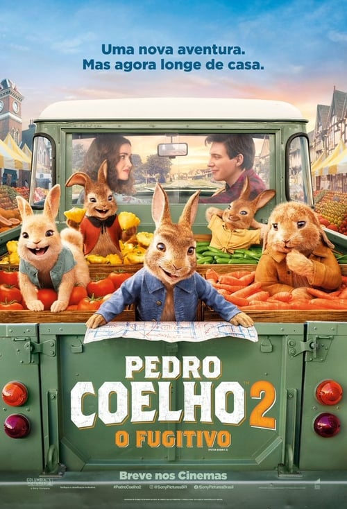 Filme Peter Rabbit 2: The Runaway Dublado Em Português