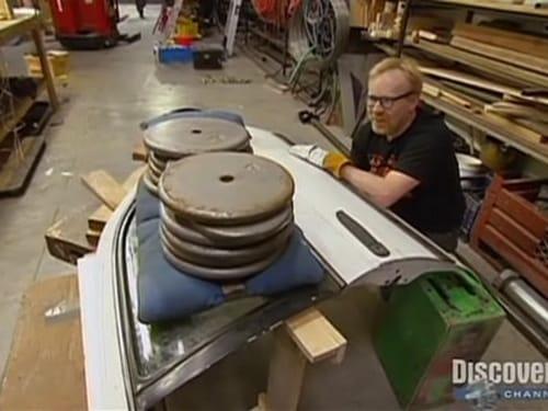 MythBusters: Season 2007 – Épisode Underwater Car