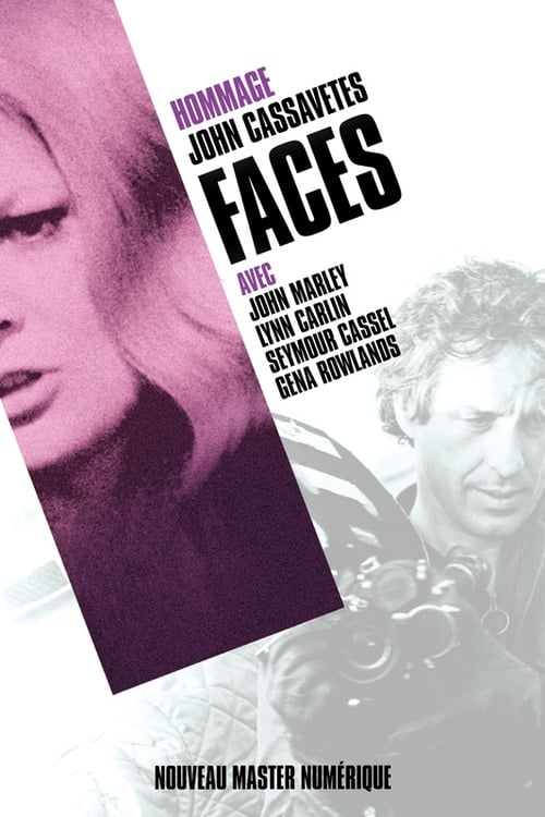 Regarder Faces (1968) Streaming HD FR