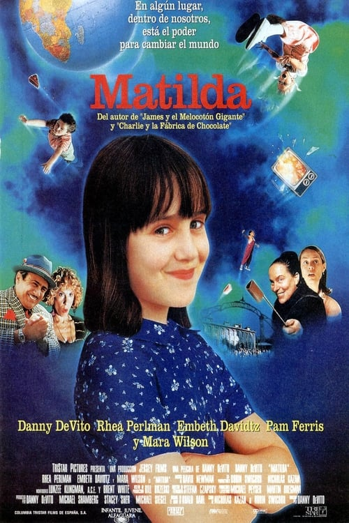 Matilda movie review and ratings by kids for Chambre 13 film marocain trailer