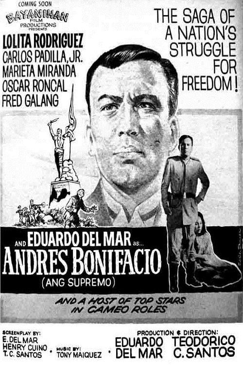 Andres Bonifacio Ang Supremo (1964)