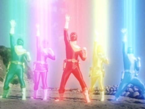 Super Sentai: Chouriki Sentai Ohranger – Épisode Rise! Shine! Be Reborn!!