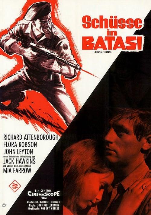 Assistir Filme Os Rifles de Batasi Online