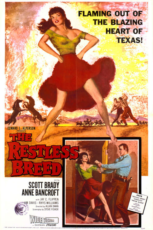 The Restless Breed (1957)