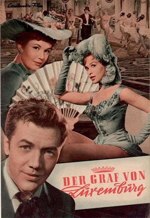 مشاهدة الفيلم Der Graf von Luxemburg مع ترجمة