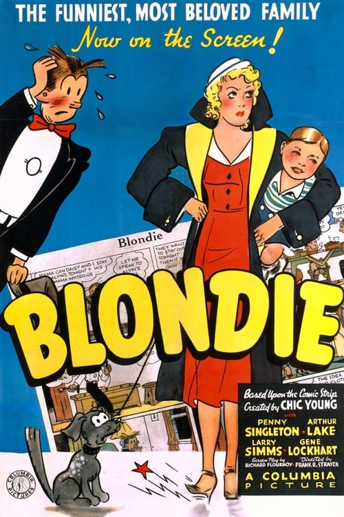 Largescale poster for Blondie