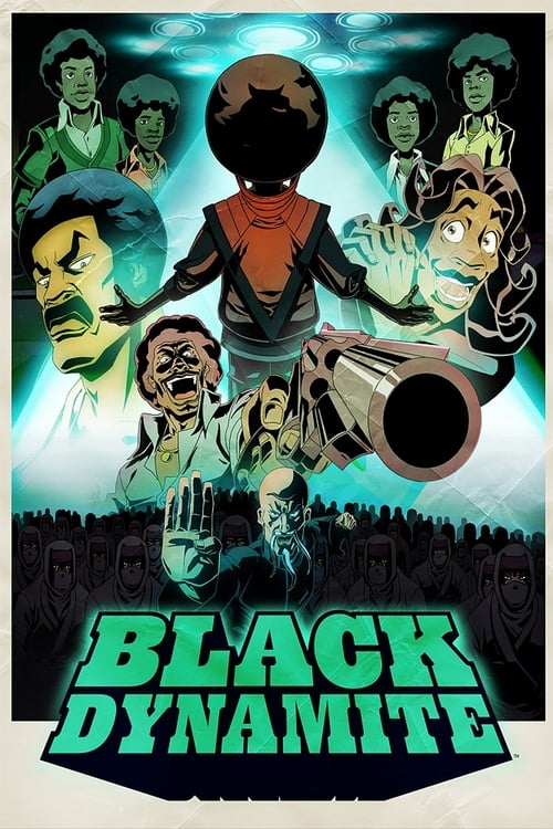 Black Dynamite (2012)