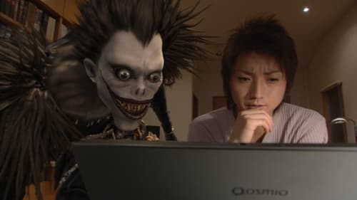 Subtitles Death Note (2006) in English Free Download   720p BrRip x264