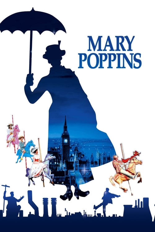 Regarder Mary Poppins (1964) Streaming HD FR