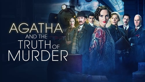 مشاهدة فيلم Agatha and the Midnight Murders 2020 مترجم