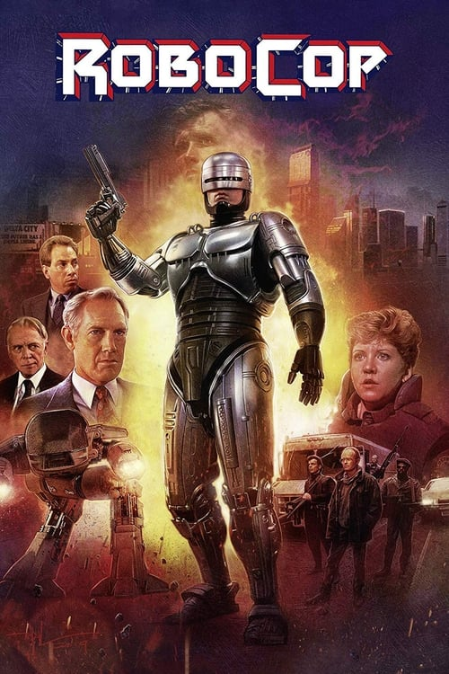 Watch RoboCop (1987) Movie Free Online