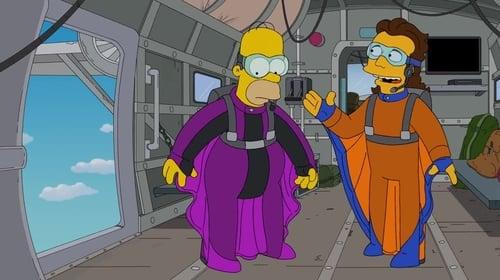 The Simpsons - Season 25 - Episode 4: yolo