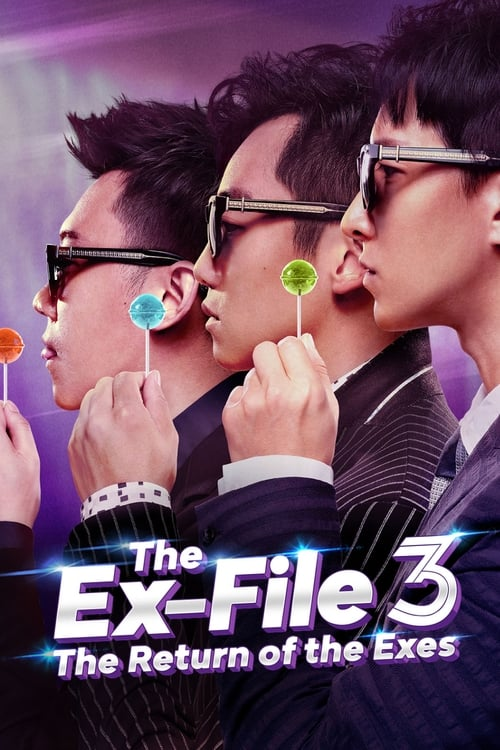 Nonton anime Ex-Files 3: The Return of the Exes (2017)