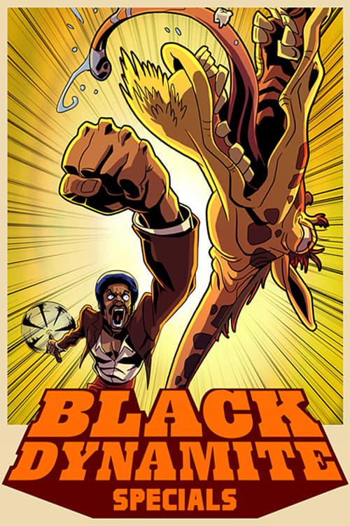 Black Dynamite: Specials