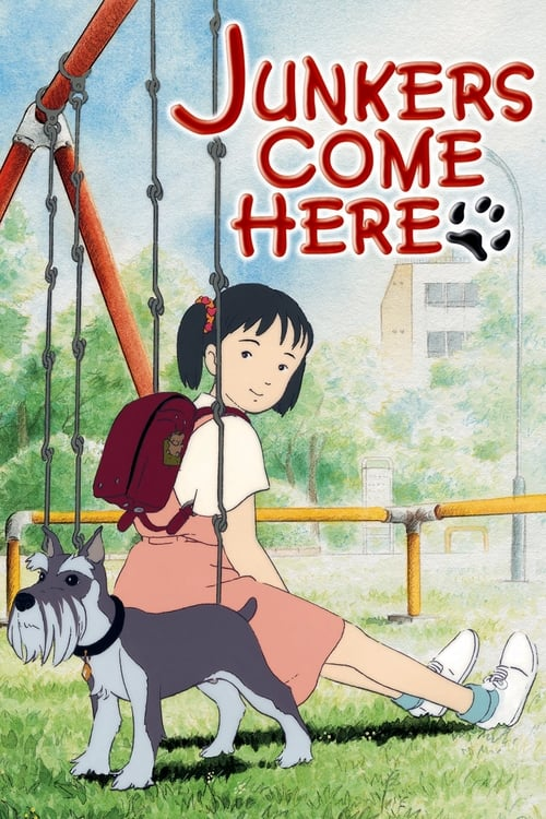 Junkers Come Here poster
