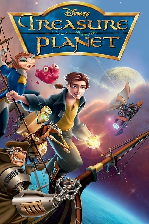 Streaming Treasure Planet (2002) Best Quality Movie
