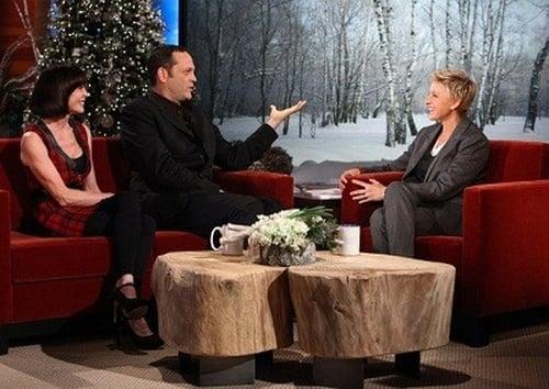 The Ellen DeGeneres Show: Season 9 – Episode Day #1 of 12 Days of Giveaways - Vince and Shea Vaughn, Bono, Shailene Woodley, She & Him