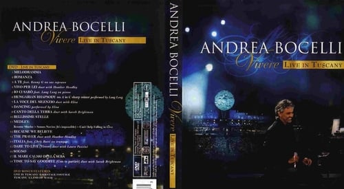 Andrea Bocelli - Vivere Live in Tuscany Online