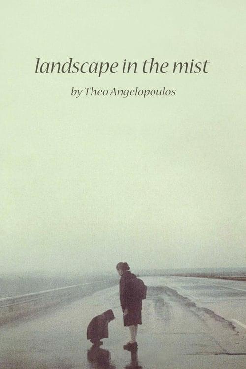 Paesaggio nella nebbia