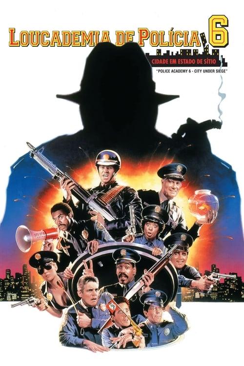 Assistir Loucademia de Polícia (6) - HD 720p Dublado Online Grátis HD