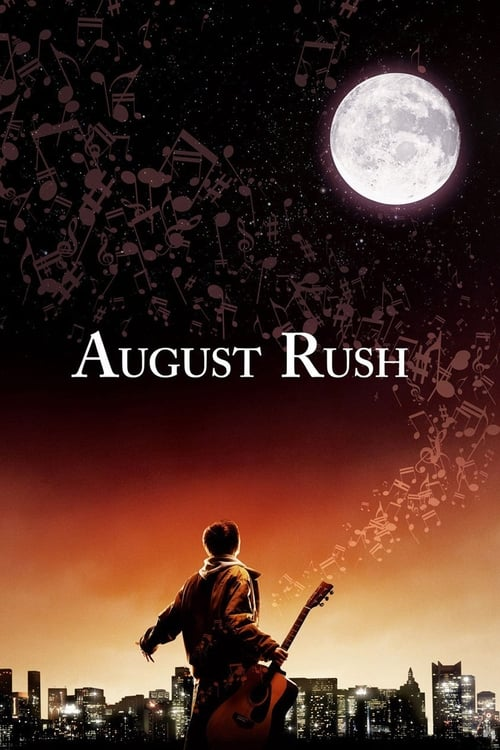 August Rush - Poster