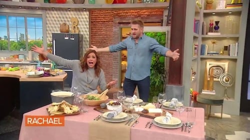Rachael Ray - Season 14 - Episode 22: Chef Curtis Stone Is Rach's Co-Host