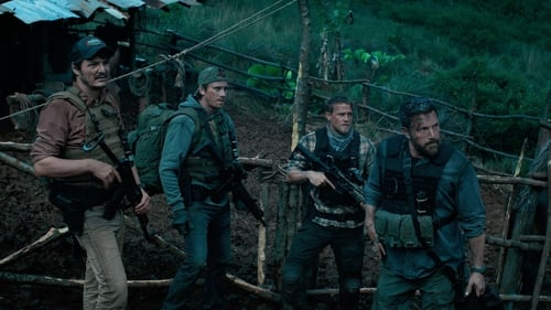 Triple Frontier 720p BluRay Dual Audio [Hindi-English]