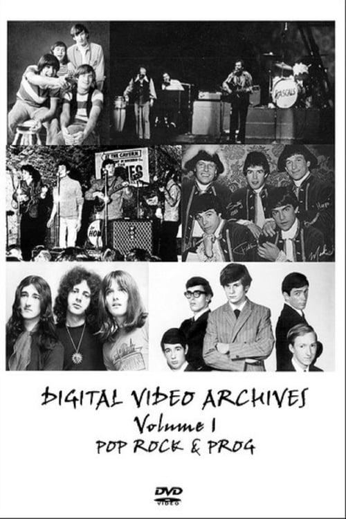 Ver pelicula Digital Video Archives - Volume 1 - Pop Rock & Prog Online