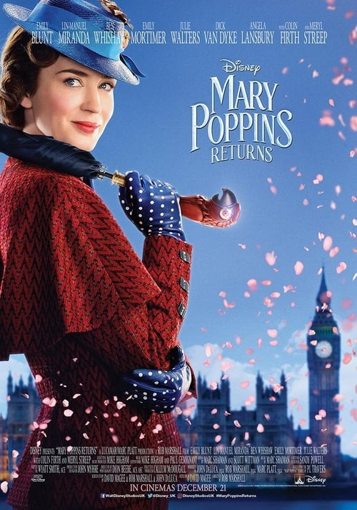 Mary Poppins Returns poster