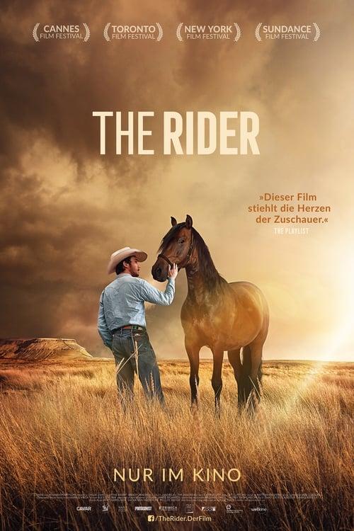 Poster von The Rider