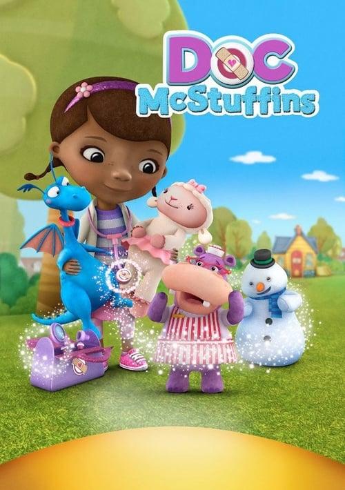 Doc McStuffins: Season 5: Pet Rescue