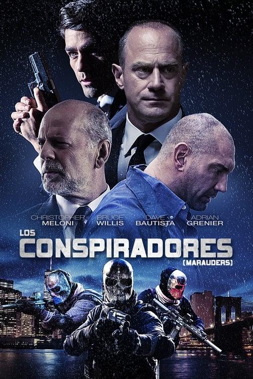 Los conspiradores